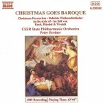 Christmas Goes Baroque album