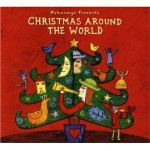 Putumayo Christmas Around the World album cover