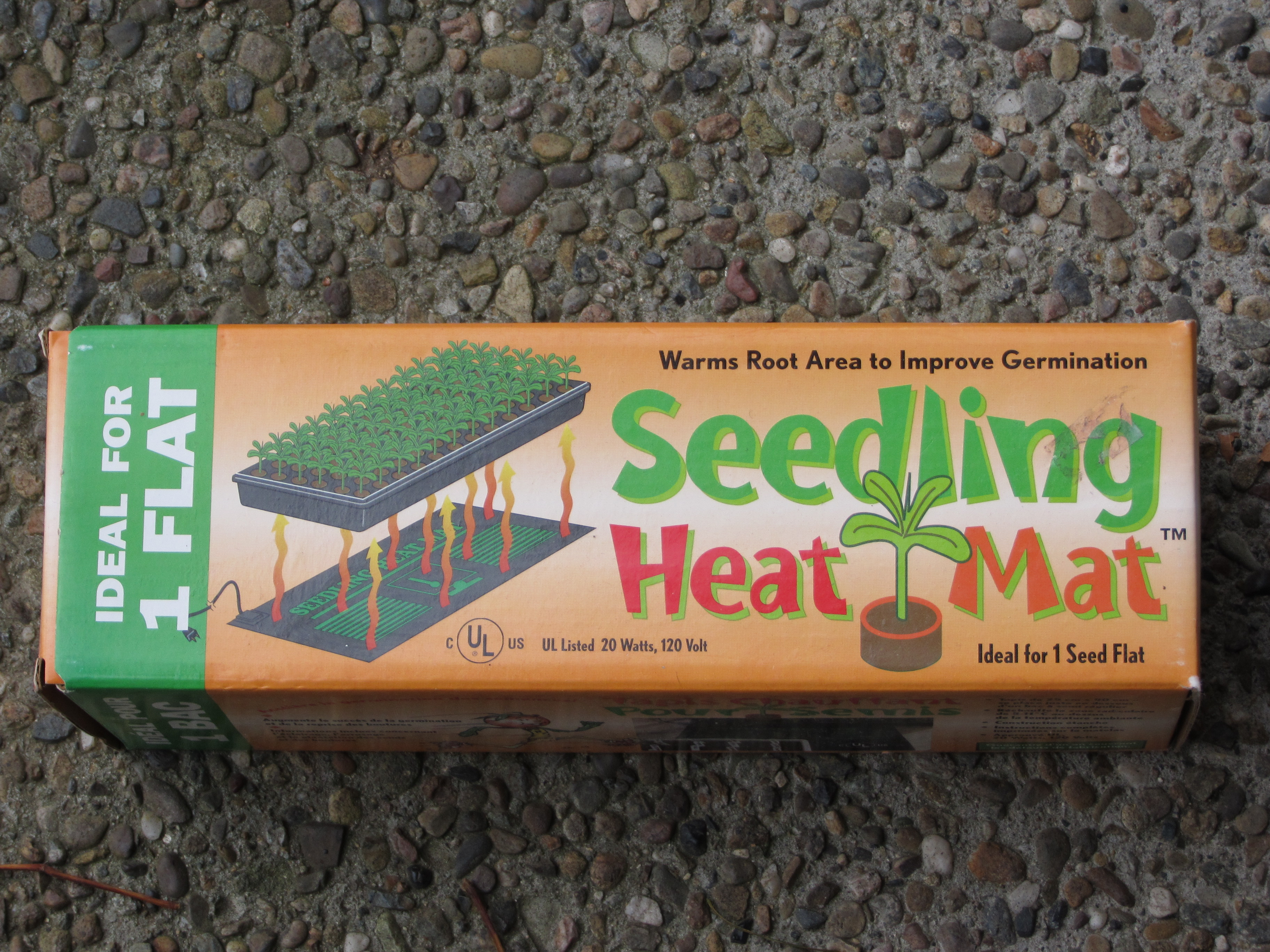 Seed starting quarterly speed bump magazine for Potting medium crossword clue